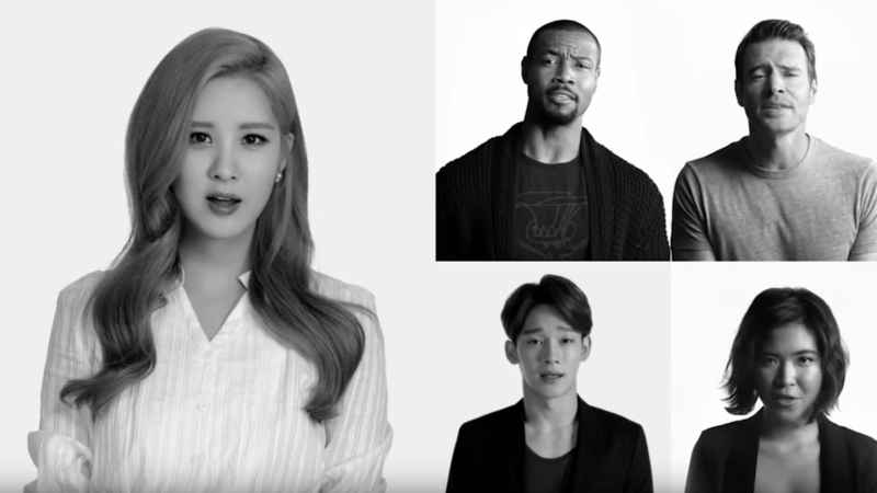 Watch: SM Artists Disguise Imagine With Katy Perry, will.i.am, David Guetta, And More For UNICEF Project