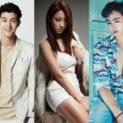 "Lee Ki Woo, Kyungri, And Nichkhun Currently Filming For ""Running Man"""