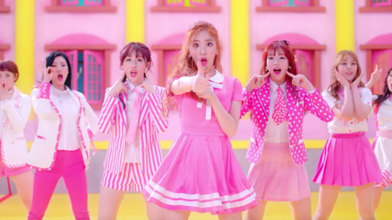Watch: SONAMOO Is After Your Hearts In I Like U Too Much MV