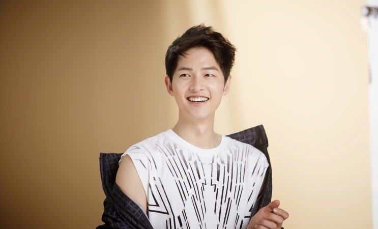 Song Joong Ki Named As Feasible Male Lead In Upcoming Chinese Drama