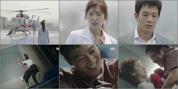 park shin hye kim rae won doctors ep 4