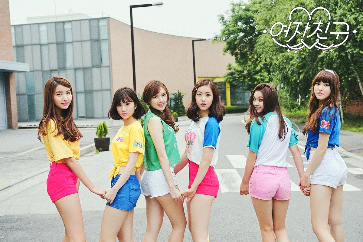 GFRIEND Tops Several iTunes Charts Across Asia With LOL
