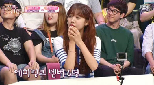A Pink Namjoo Girls Who Eat Well2