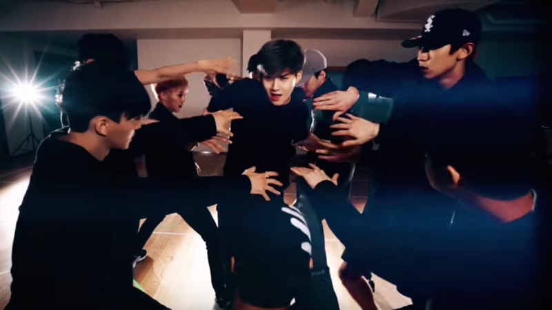 EXO Creeps Into Your Heart With New Monster Dance Practice Video