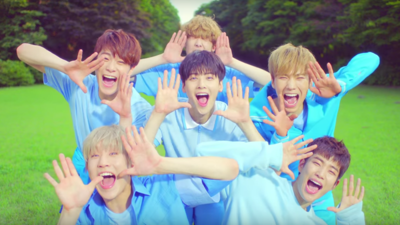 Watch: ASTRO Is Bubbly And Breathless In New MV Co-Starring I.O.Is Choi Yoojung