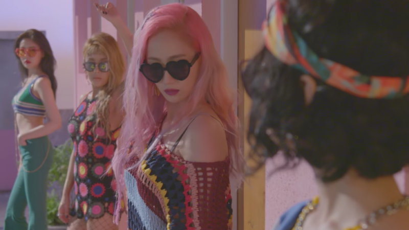 The Wonder Girls Are Ruthless Beauties In Retro Teaser For Why So Lonely
