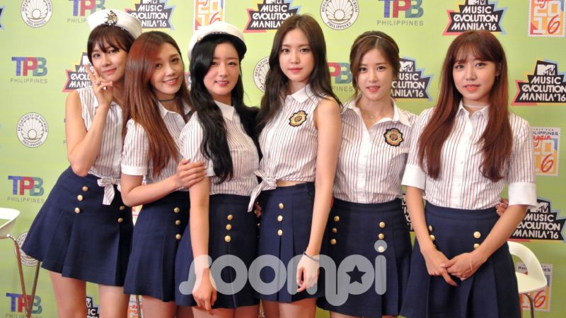 Soompi Interview: A Pink Turns On The Charm For Manila