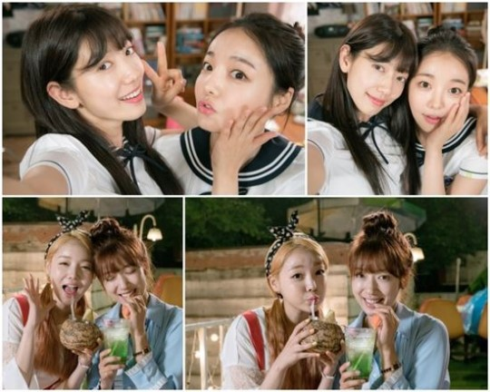 "Park Shin Hye And Moon Ji In Prove Off Their 13-Year Friendship On ""Doctors"""