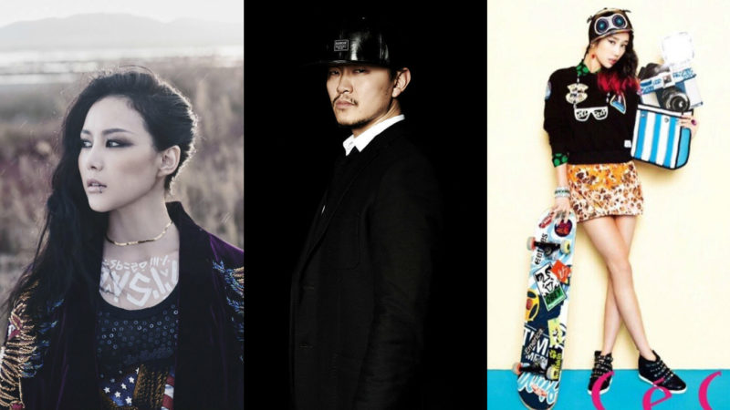 "Brown Eyed Girls' Miryo, Yang Dong Geun, And Ha Joo Yeon In Talks For ""Unpretty Rapstar 3"""