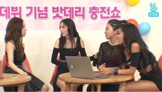 Girls Generations Tiffany Displays What SM Entertainment Thinks Of Ra Mi Ran