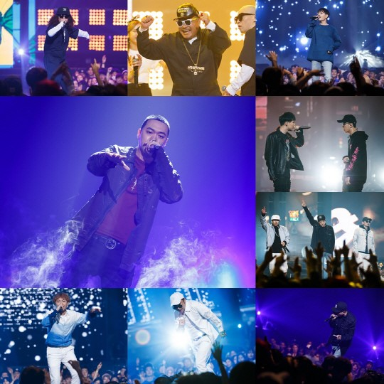 Watch: Show Me The Money 5 Performances Establish Top 6
