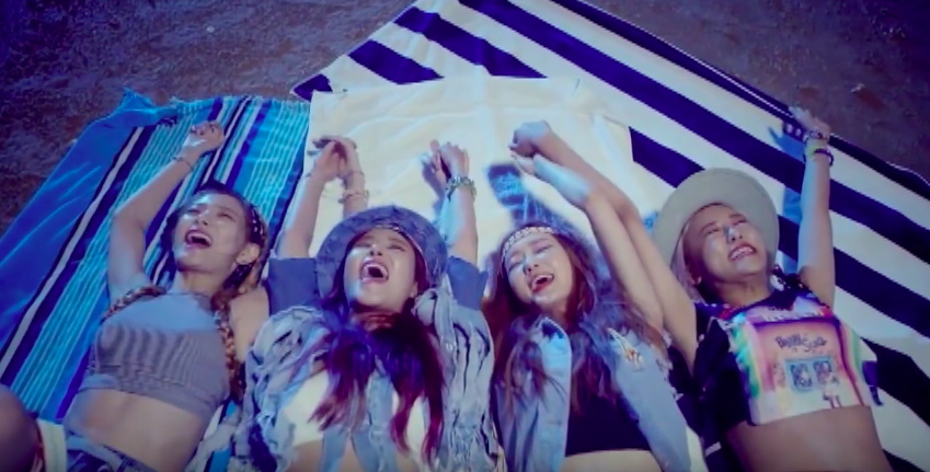"Watch: Matilda Drops MV Teaser For Comeback ""Summer Again"""