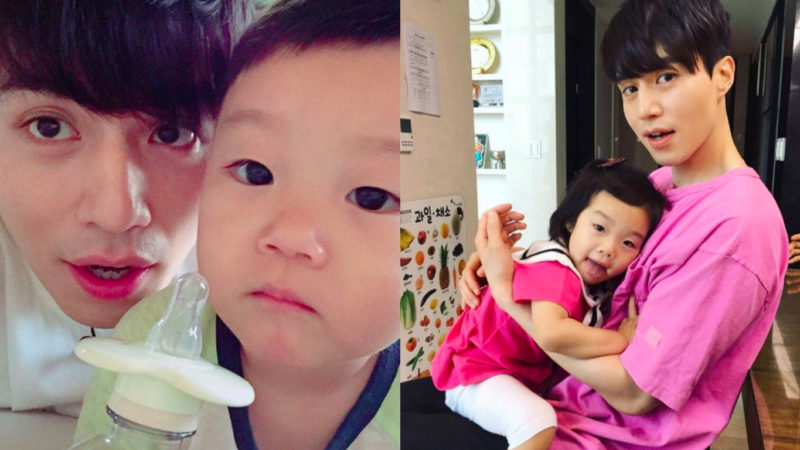 "Lee Dong Wook To Reunite With Daebak's Relatives On ""The Return Of Superman"""