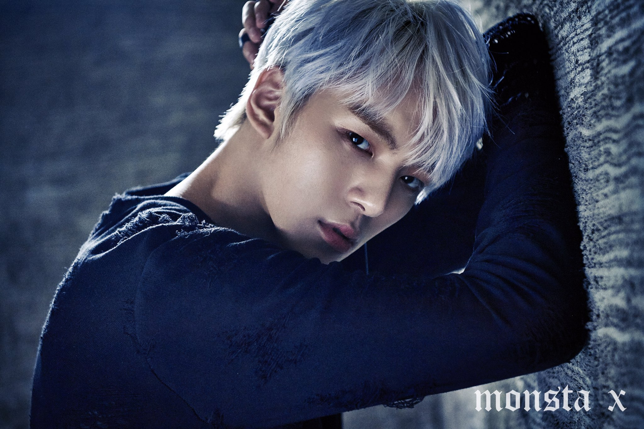 "MONSTA X >> Mini Album ""The Connect: Dejavu"" Monsta-x-minhyuk"