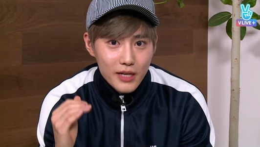 EXOs Suho Reflects On Living In A Cramped Residence With Members And Managers