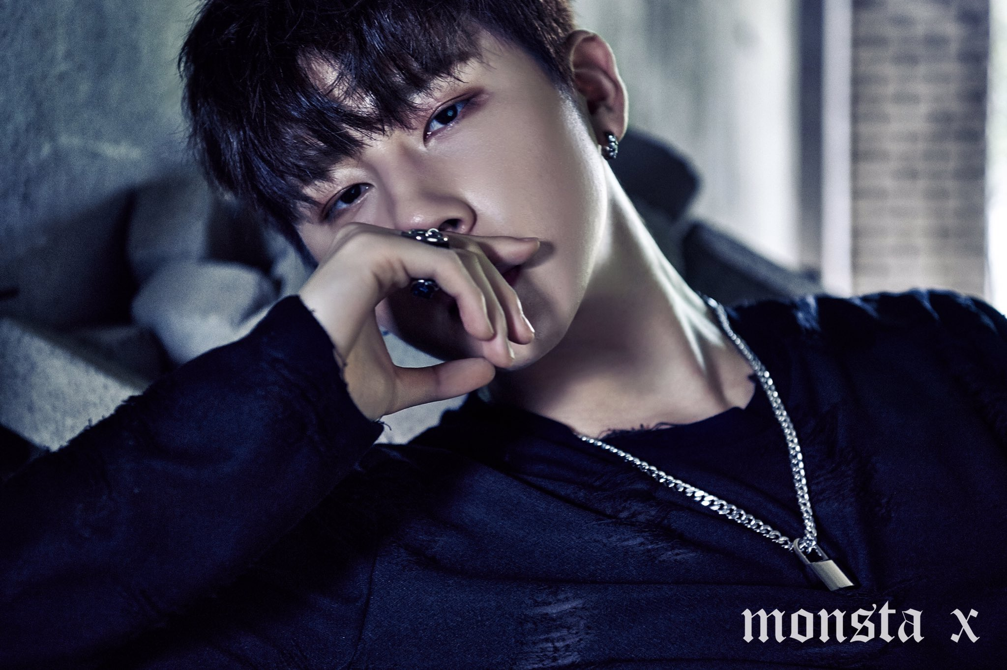 "MONSTA X >> Mini Album ""The Connect: Dejavu"" Monsta-x-i-m"