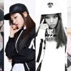 "Miryo, Yuk Ji Dam, Yuna Kim, Jeon Soyeon, And Others Confirmed For ""Unpretty Rapstar 3"""