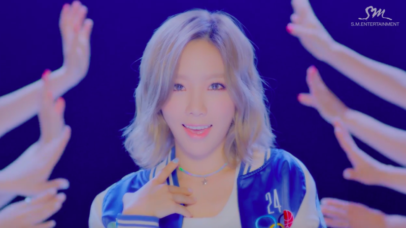 "Watch: Taeyeon Drops Flirty And Fun Dance Version Of ""Why"" MV"