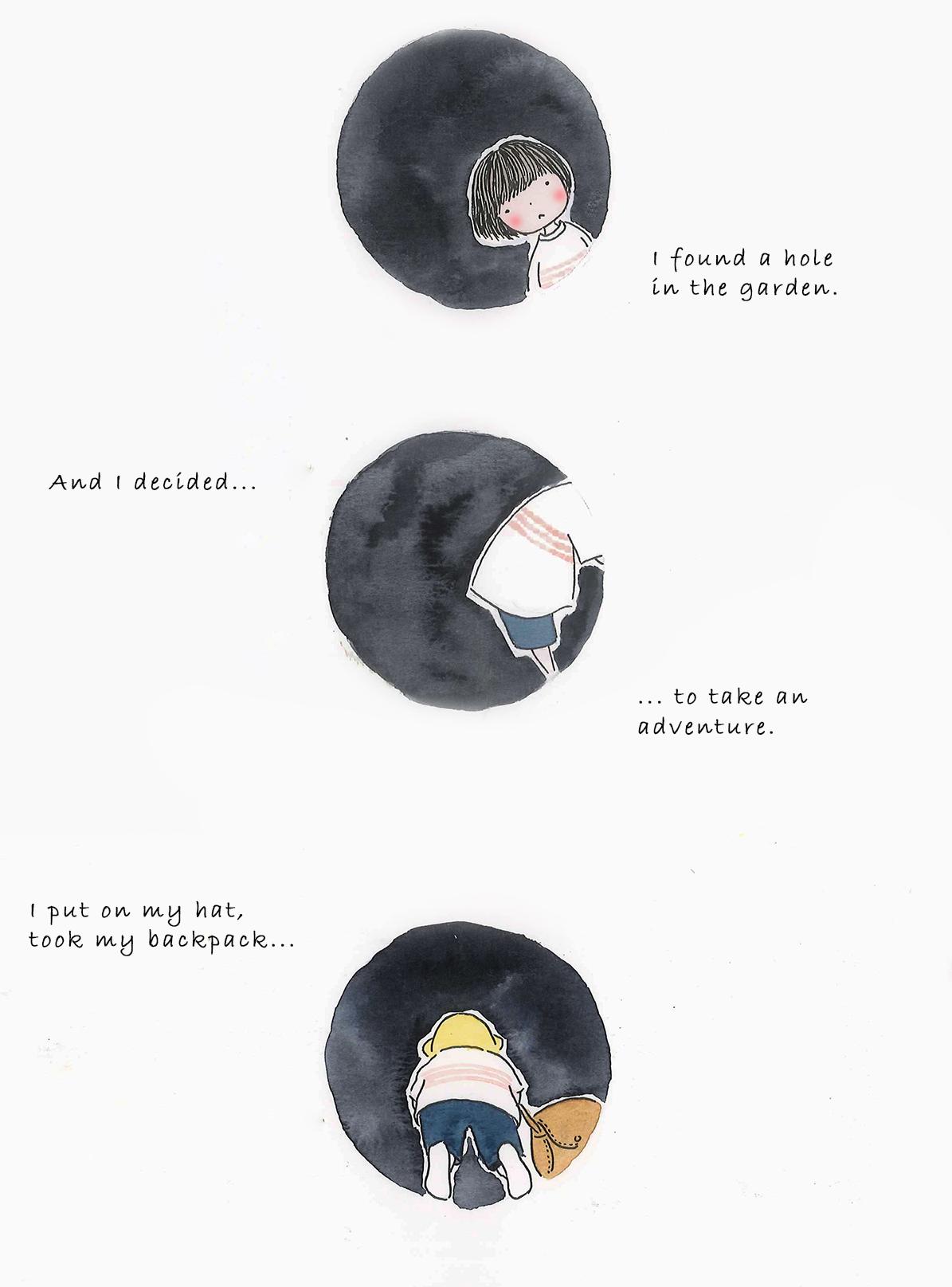 talk talk korea webtoon