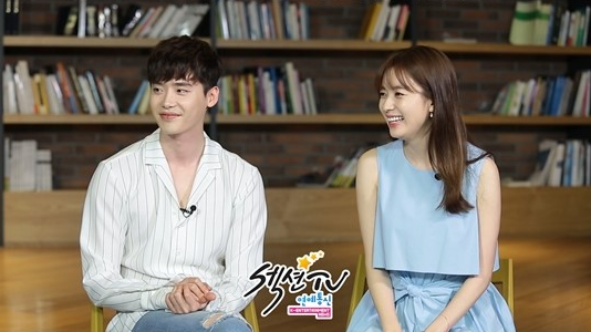 Lee Jong Suk And Han Hyo Joo Say They Are A Perfect Match For Each one Other
