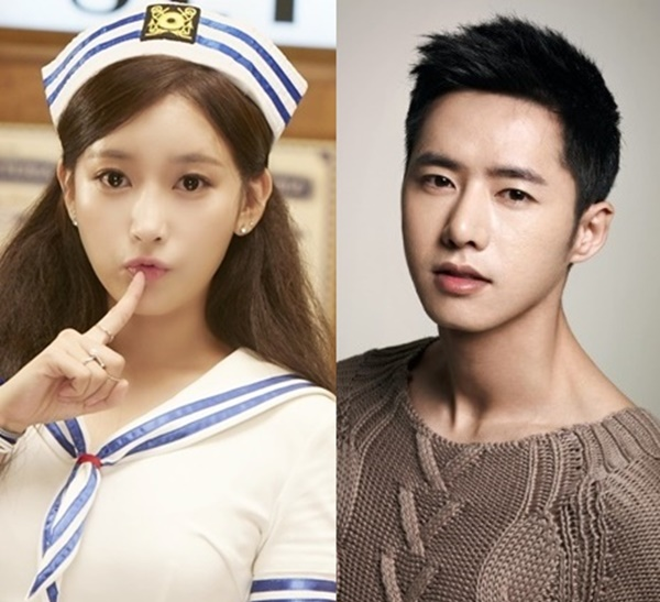 T-aras Soyeon And Oh Jong Hyuk Break Up