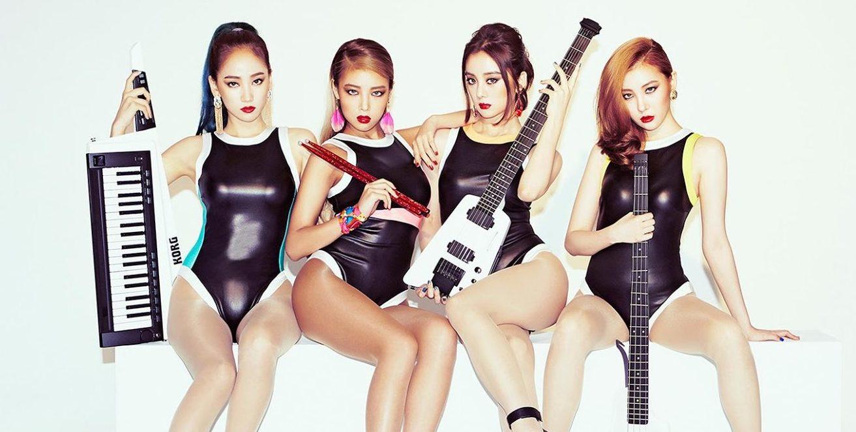 k pop girl group
