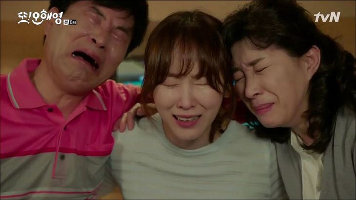 oh hae young again parents