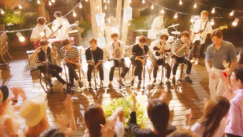 "Watch: INFINITE Releases ""That Summer (The Second Story)"" MV To Celebrate Summer Concerts"