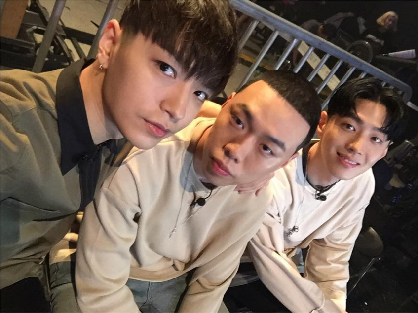 Simon Dominic And GRAY Displays Latest Show Me the Money Track Was Inspired By DAY DAY