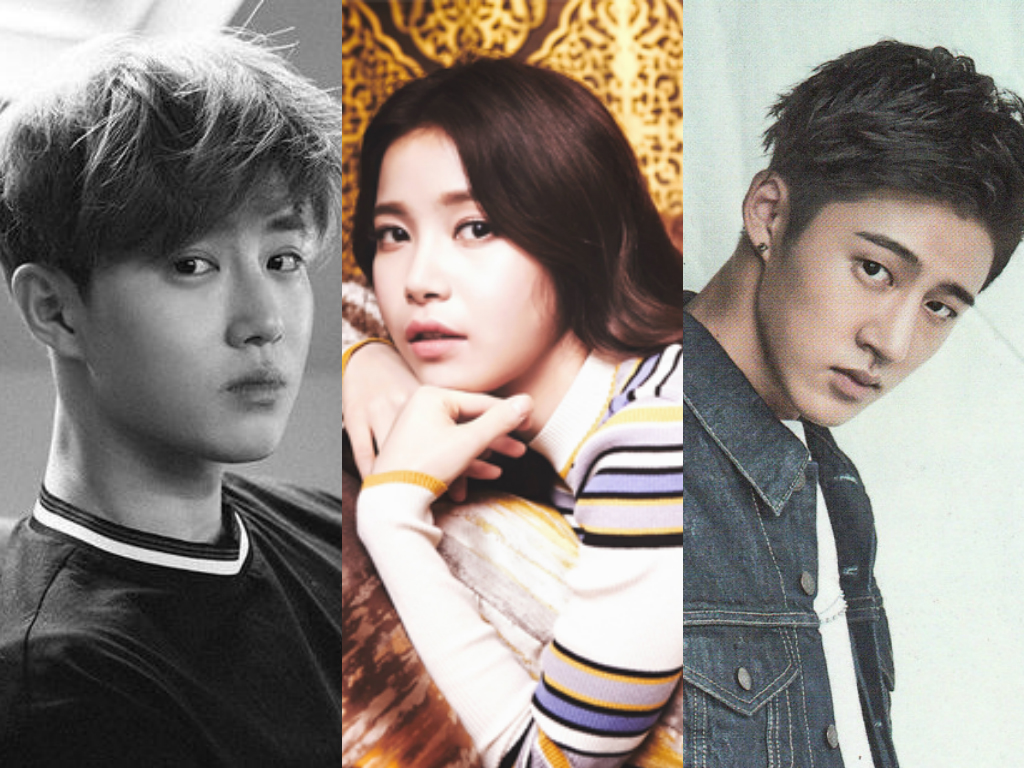 10 Idols With Exotic Stage Names And What They Signify