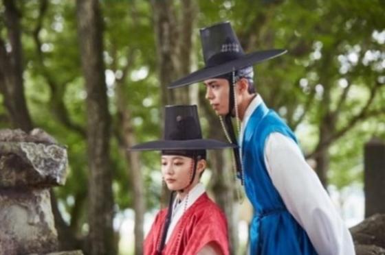 Kim Yoo Jung Park Bo Gum 1
