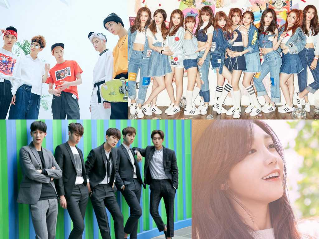 Billboard Picks Their Top 8 K-Pop Debuts From First Half Of 2016