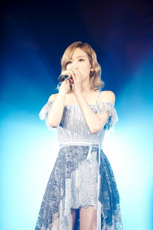 Taeyeon Shares Her Thoughts On Performing Alone At Solo Concert
