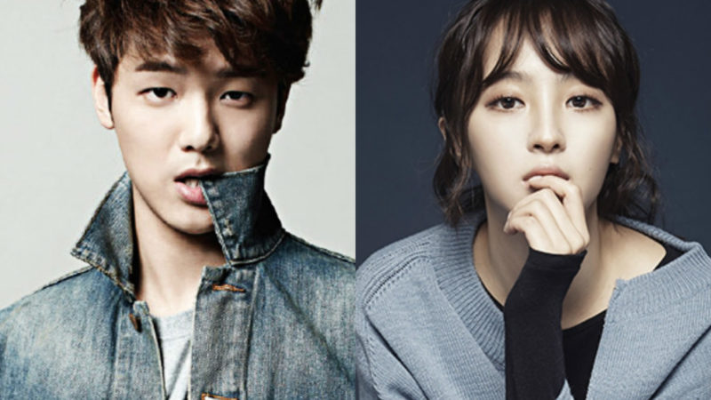 Rumors Of Kang Min Hyuk And Jung Hye Sung Dating Got Shut Down So Fast