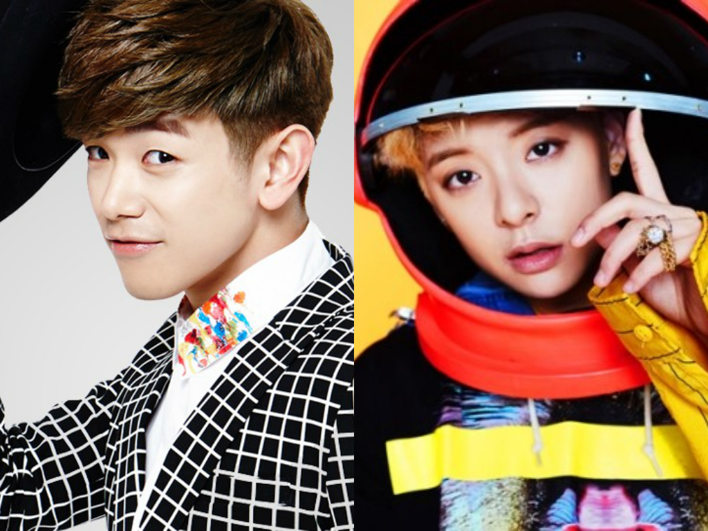 Eric Nam And f(x)'s Amber Connect KCON LA Lineup