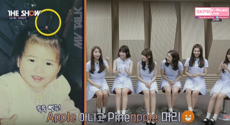 GFRIEND Look Back At Adorable Childhood Photos
