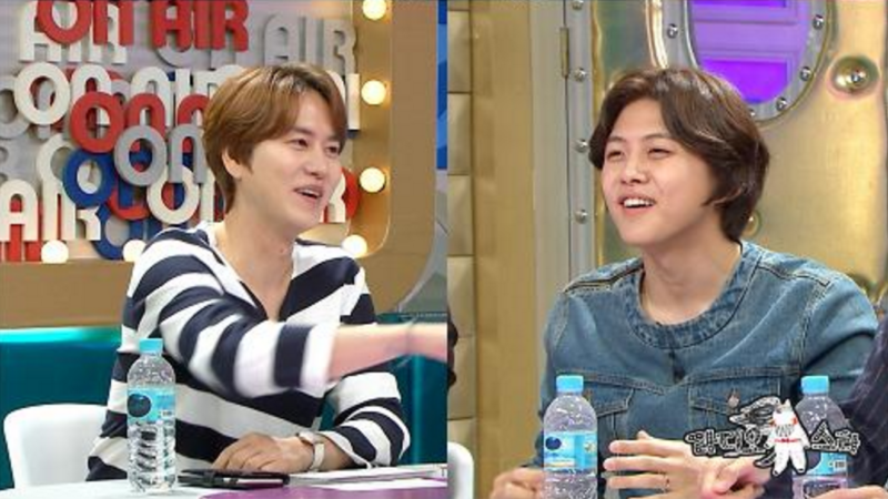 U-KISSs Dongho Explains Why Hes So Thankful To Super Juniors Kyuhyun