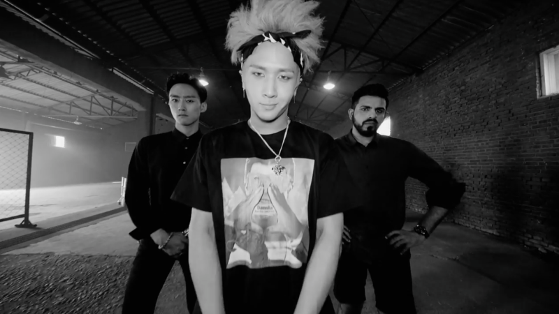 Watch: VIXX's Ravi Drops Performance Video For DamnRa, Featuring SAMSP3CK