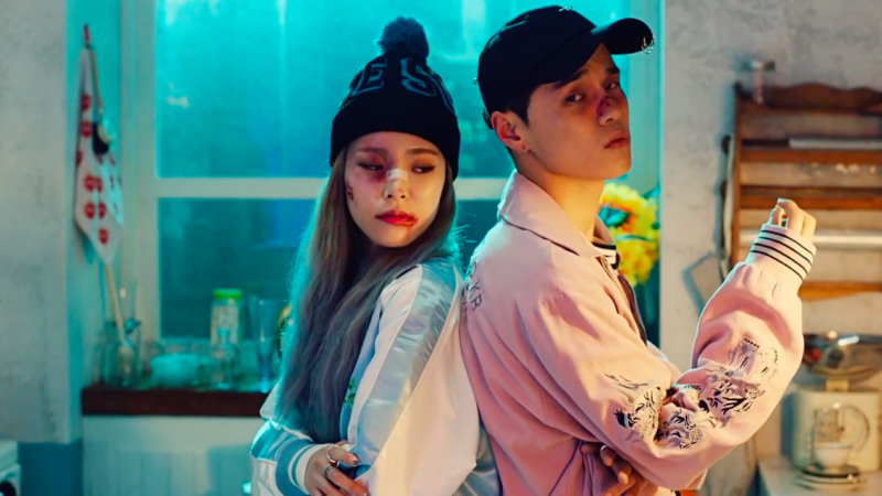 "Watch: Heize Drops Teaser Video For New Track ""And July,"" Featuring DEAN And DJ Friz"