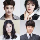 Seo In Guk, Nam Ji Hyun, Yoon Sang Hyun, And Im Se Mi Cast As Shopping Kings For New MBC Drama