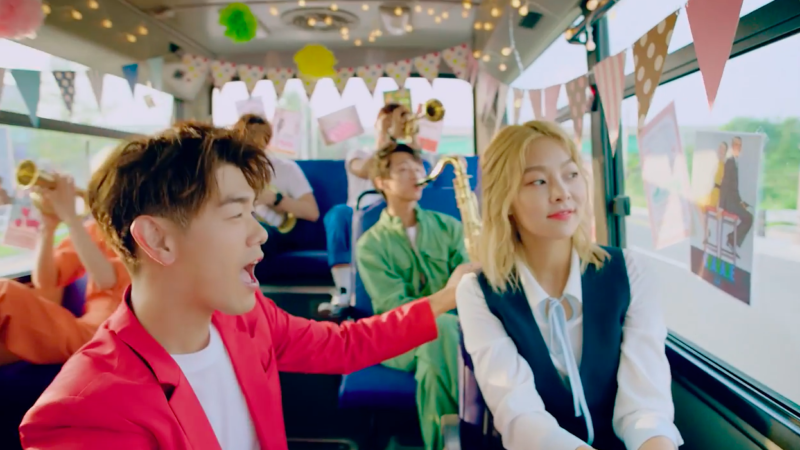 "Watch: Eric Nam Has A Confession To Make In ""Can't Assist Myself"" MV, Featuring Loco"