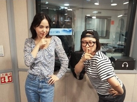 Kim Sook Talks About How Hard Min Hyo Rin Worked For The Success Of Unnies