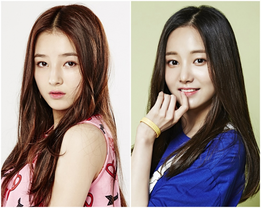 Mnet Exhibits First 2 Contestants For Girl Organization Survival Show