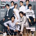 "IU, Lee Joon Gi, And ""Scarlet Heart: Goryeo"" Cast Look Like Modern Royalty For Cosmopolitan"