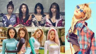 Soompi K-Pop Music Chart For July Week 3