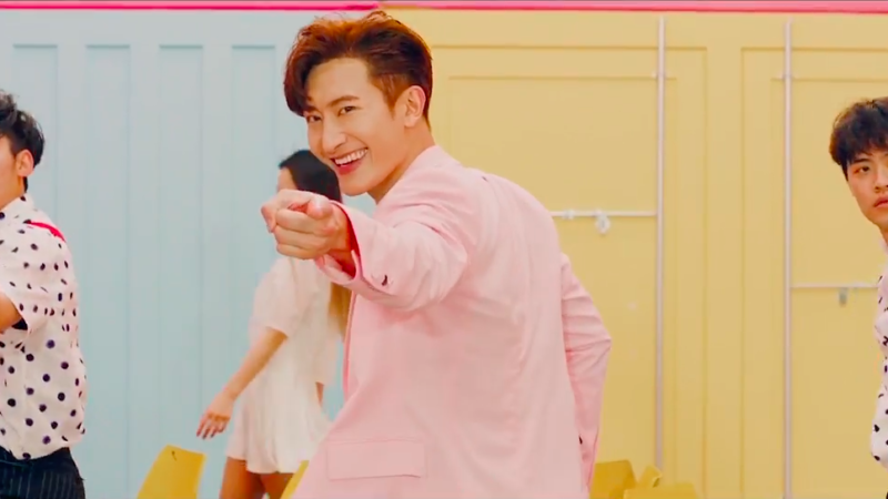 Zhoumi What's Your Number