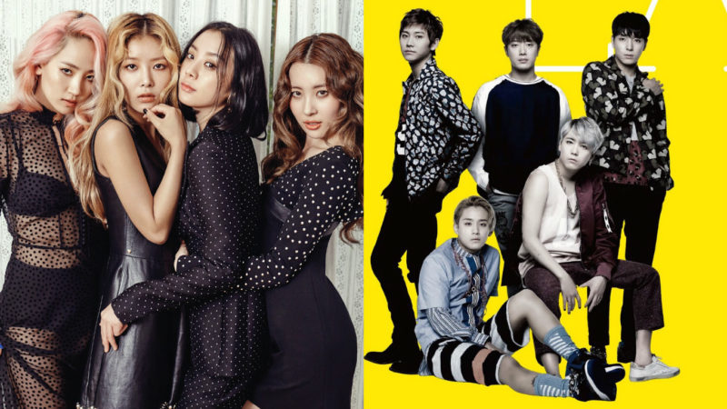 Wonder Girls Reciprocates FTISLANDs Desire To Collab