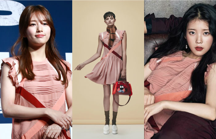 Who Wore It Better: Suzy Or IU In Fendi?