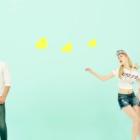 "Watch: Gavy NJ Falls Head Over Heels For MADTOWN's Jota In ""Shubirubirub"" MV"