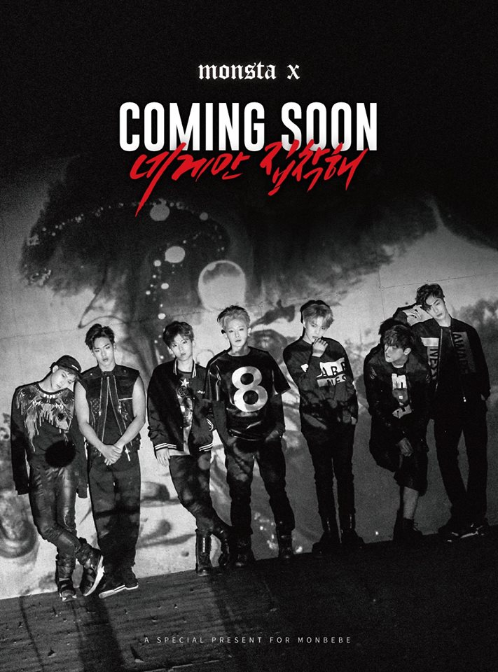 MONSTA X Hints At Special Gift For Fans Coming Soon